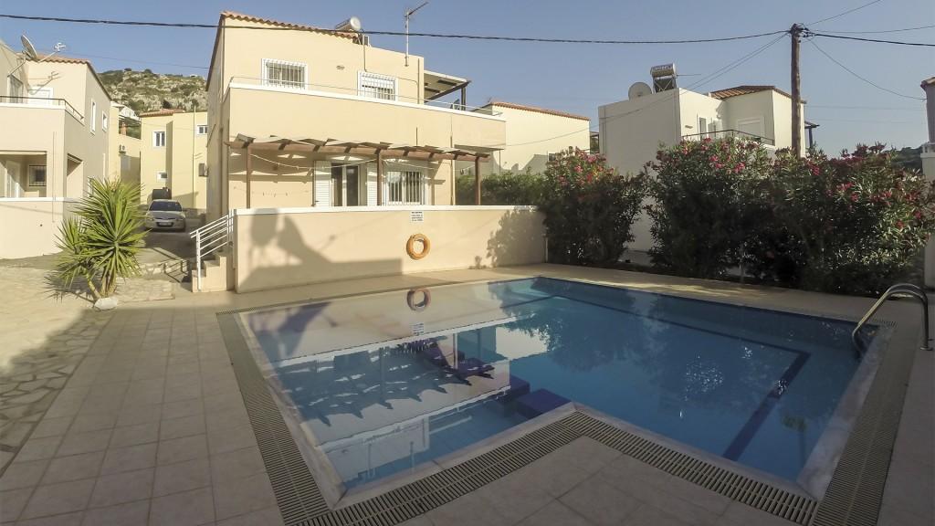 Hellas Villa Almyrida Kreta