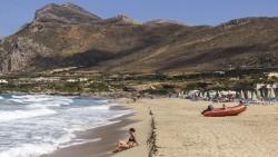 Falasarna stranden
